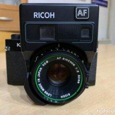 Cámara de fotos: RICOH KR-5 CON OBJETIVO AF RIKENON 50MM 2 MONTURA PK. Lote 154363422