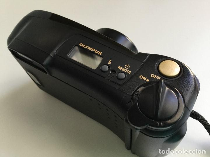 Cámara de fotos: Cámara Fotográfica Olympus Superzoom 800 Auto Focus – 35mm – Año 1998 - Foto 5 - 155013038