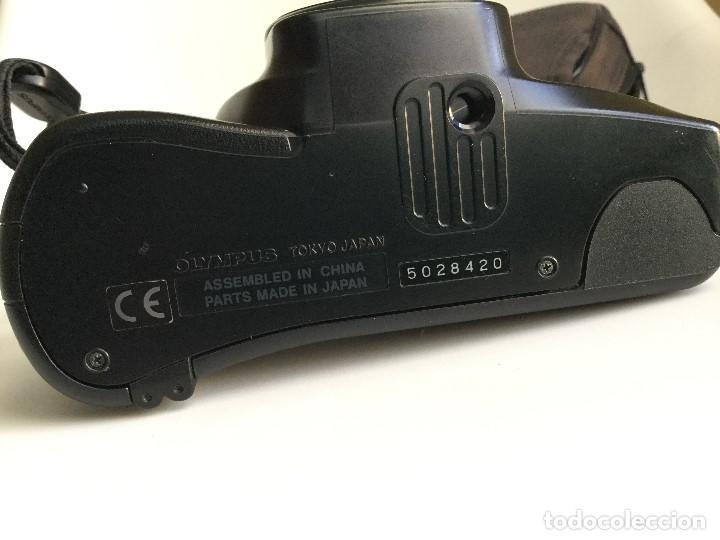 Cámara de fotos: Cámara Fotográfica Olympus Superzoom 800 Auto Focus – 35mm – Año 1998 - Foto 8 - 155013038