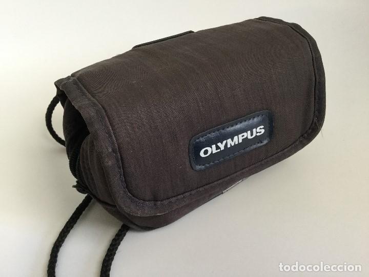 Cámara de fotos: Cámara Fotográfica Olympus Superzoom 800 Auto Focus – 35mm – Año 1998 - Foto 9 - 155013038