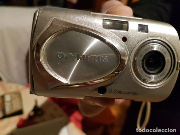 Cámara de fotos: Cámara de fotos digital OLYMPUS - Foto 2 - 156816990
