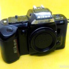 Cámara de fotos: NIKON F-401. Lote 157220974