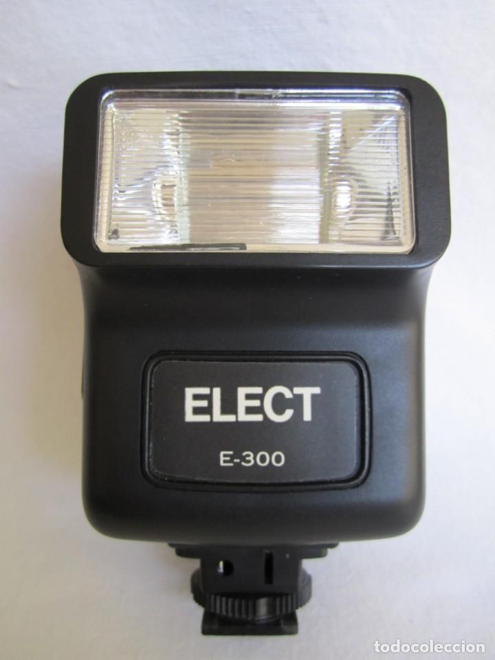 Cámara de fotos: cámara konika autoreflex tc + flash elect e-300 + bolsa transporte - Foto 6 - 159617446