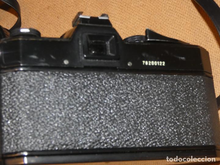 Cámara de fotos: Camara cosina 4000 S, cosinon. objetivos 200 Goko,formulas, panassonic PE, flash, fundas - Foto 3 - 159960558