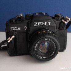 Cámara de fotos - Cámara Zenit 122 B con objetivo - 160130746
