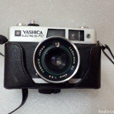 Cámara de fotos - Cámara Yashica Electro 35 FC con funda original. - 160573393