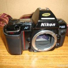 Cámara de fotos: (TC-147) CAMARA FOTOGRAFIA NIKON AF F-801. Lote 161126438