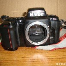 Cámara de fotos: (TC-134) CAMARA FOTOGRAFIA NIKON AF F-601. Lote 161126918