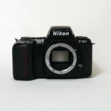 Cámara de fotos: CAMARA NIKON F-601 REFLEX ANALOGICA. Lote 161650938