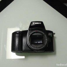 Cámara de fotos: CAMARA CANON EOS 1000FN REFLEX ANALOGICA. Lote 161651622