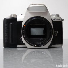 Cámara de fotos: CAMARA PENTAX MZ-50 REFLEX ANALOGICA-DEFECTUOSA (REF 02). Lote 161653610