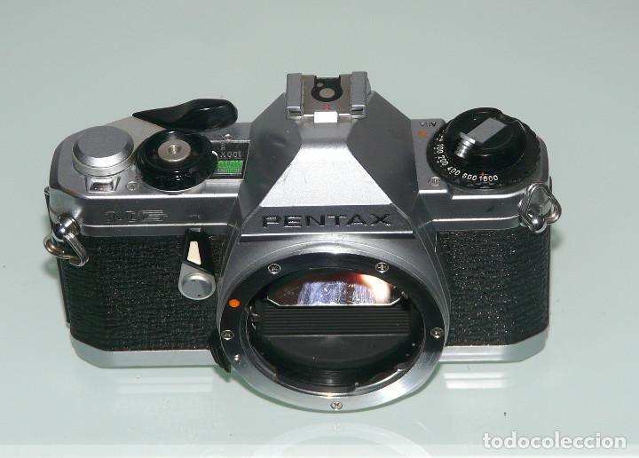 CAMARA REFLEX PENTAX ANALOGICA MG- (REF 06) (Cámaras Fotográficas - Réflex (autofoco))