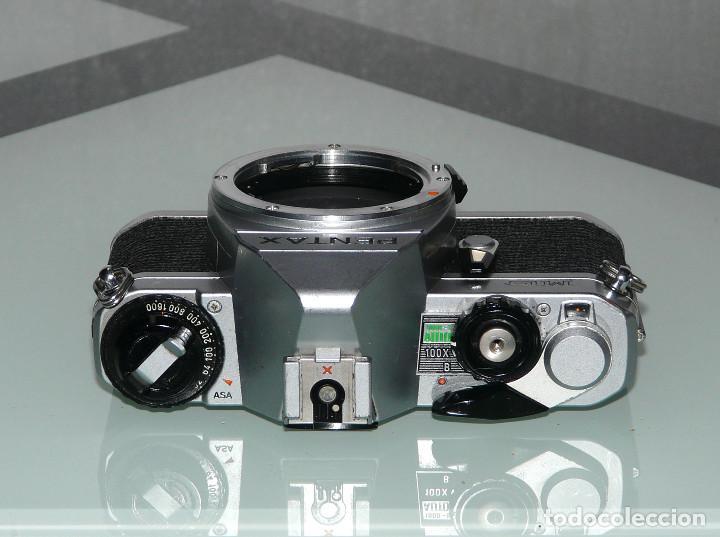 Cámara de fotos: CAMARA REFLEX PENTAX ANALOGICA MG- (Ref 06) - Foto 3 - 161654290