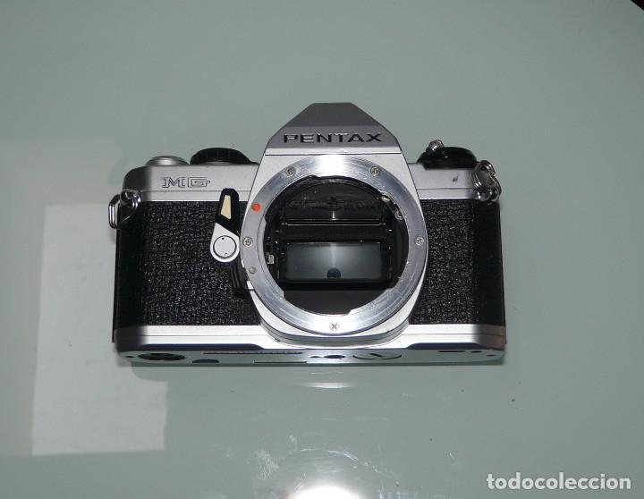 Cámara de fotos: CAMARA REFLEX PENTAX ANALOGICA MG- (Ref 06) - Foto 5 - 161654290