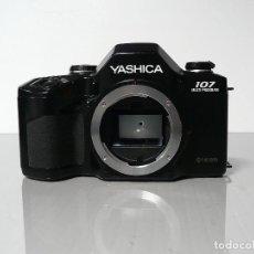 Cámara de fotos: CUERPO CAMARA YASHICA 107 MULTI PROGRAM (REF 92). Lote 161677034