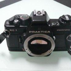 Cámara de fotos: CUERPO CAMARA PRAKTICA BC1 ELECTRONIC. Lote 161678490
