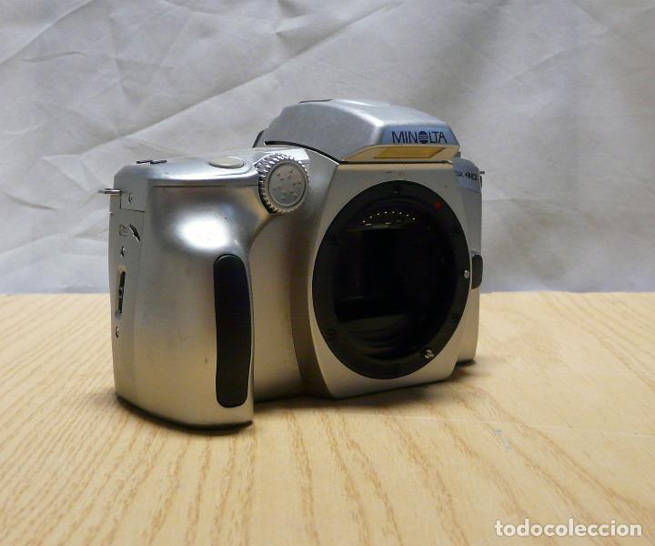 CUERPO CAMARA REFLEX ANALOGICA MINOLTA DYNAX 40 (Cámaras Fotográficas - Réflex (autofoco))