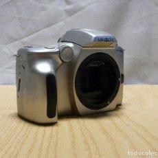Cámara de fotos: CUERPO CAMARA REFLEX ANALOGICA MINOLTA DYNAX 40. Lote 161685362