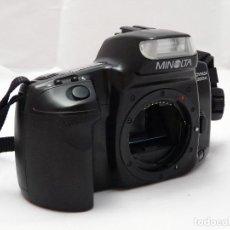 Cámara de fotos: CAMARA REFLEX ANALOGICA MINOLTA 300SI. Lote 161686054