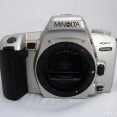Cámara de fotos: CAMARA REFLEX ANALOGICA MINOLTA DYNAX 404 SI. Lote 161686366