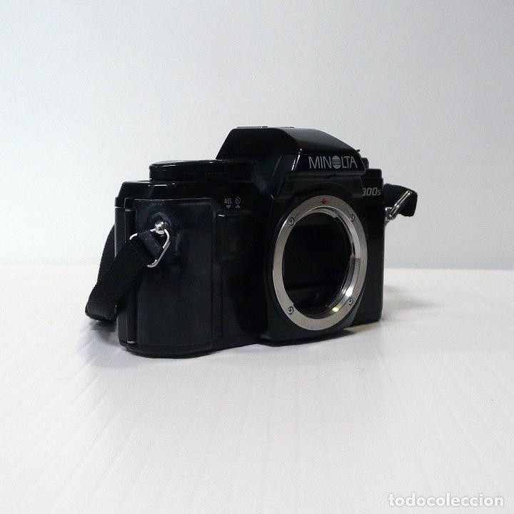 Cámara de fotos: CAMARA REFLEX ANALOGICA MINOLTA X-300S-defectuosa-Ref 16 - Foto 2 - 161687594