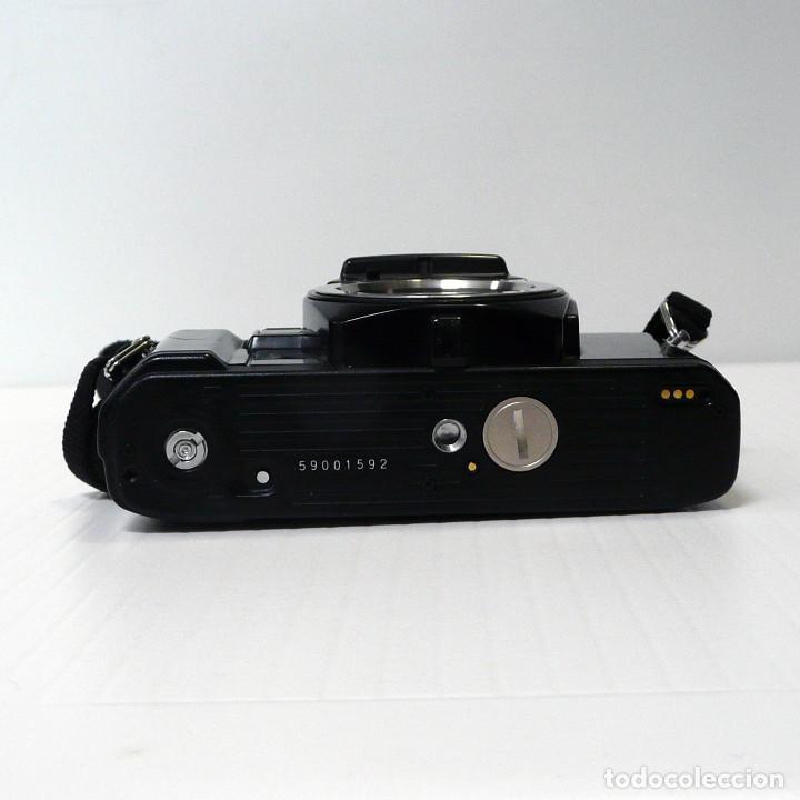 Cámara de fotos: CAMARA REFLEX ANALOGICA MINOLTA X-300S-defectuosa-Ref 16 - Foto 5 - 161687594