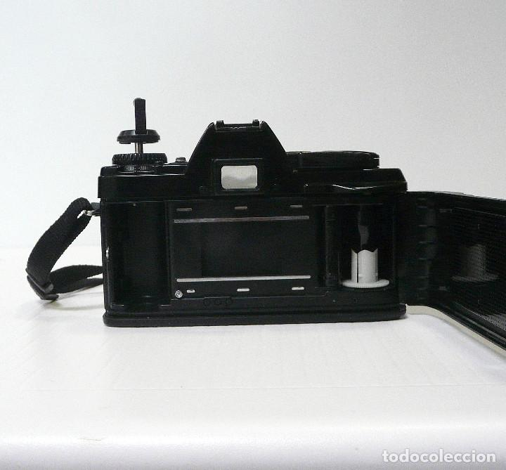 Cámara de fotos: CAMARA REFLEX ANALOGICA MINOLTA X-300S-defectuosa-Ref 16 - Foto 7 - 161687594