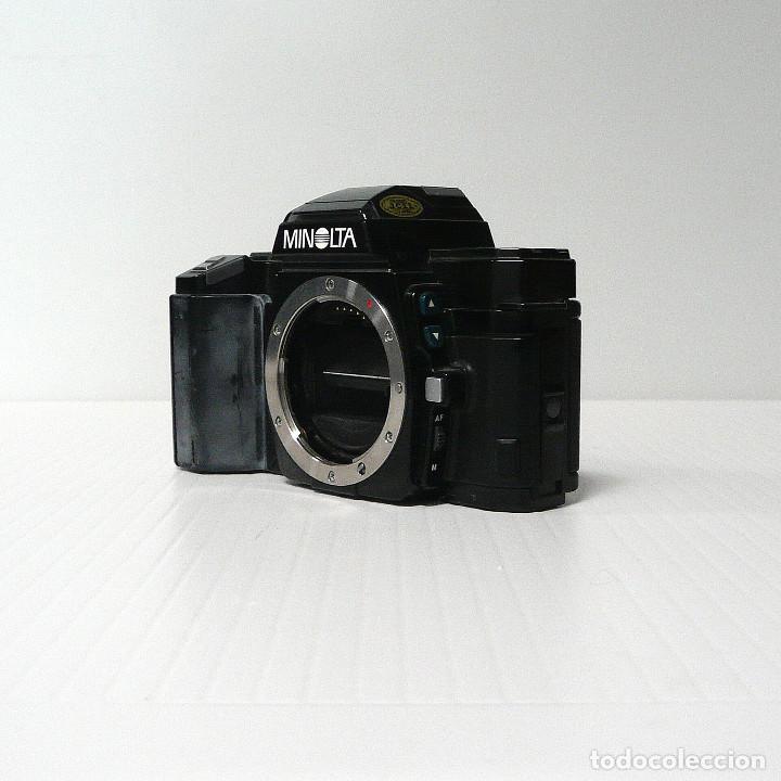 Cámara de fotos: CAMARA REFLEX ANALOGICA MINOLTA 7000-defectuosa-Ref 17 - Foto 3 - 161687846