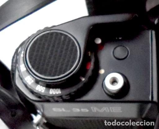 Cámara de fotos: MAQUINA DE FOTOS ROLLEIFLEX sl 35 ME. francine - Foto 10 - 163071966