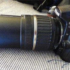 Cámara de fotos: NIKON D90 + TAMRON 18-200 CÁMARA RÉFLEX. Lote 163545038