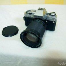 Cámara de fotos: CÁMARA DE FOTOS MINOLTA X-300 + OBJETIVO 28-105MM. Lote 165630802