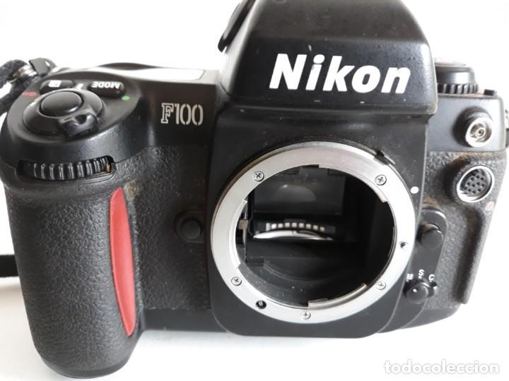 CAMARA NIKON F 100. (Cámaras Fotográficas - Réflex (autofoco))