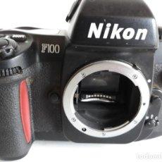 Cámara de fotos: CAMARA NIKON F 100.. Lote 167503244