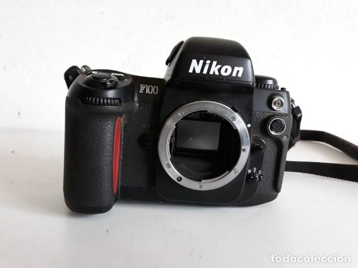 Cámara de fotos: Camara Nikon F 100. - Foto 6 - 167503244