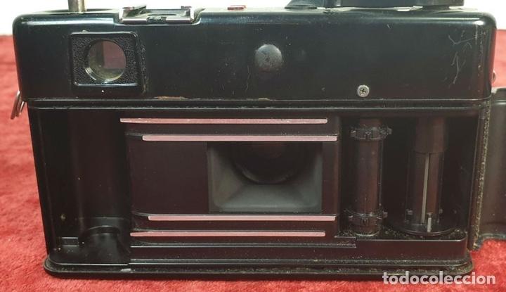 Cámara de fotos: CÁMARA FOTOGRAFICA. YASHICA MODELO MG-1. TELEMÉTRICA. INCLUYE FLASH. JAPÓN. 1975. - Foto 8 - 168025696