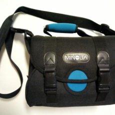 Cámara de fotos - Bolsa para material fotográfico - MINOLTA - con separadores ajustables por velcro - Fotógrafo - - 168094144