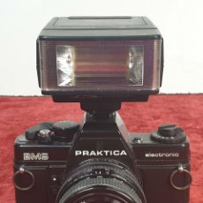 Cámara de fotos: CÁMARA FOTOGRAFICA. PRAKTICA. MODELO BMS ELECTRONIC. ALEMANIA. CIRCA 1980. . Lote 168149684