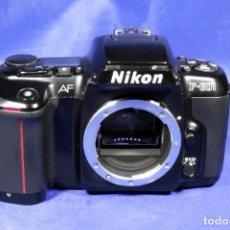Cámara de fotos: NIKON F 601. Lote 169655552