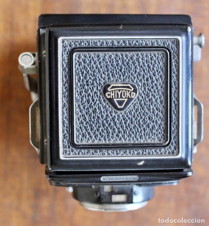 Cámara de fotos: Cámara réflex de lente Minolta autocord Doble Con Rokkor 75mm f/3.5 Lente de Japón - Foto 7 - 278181448