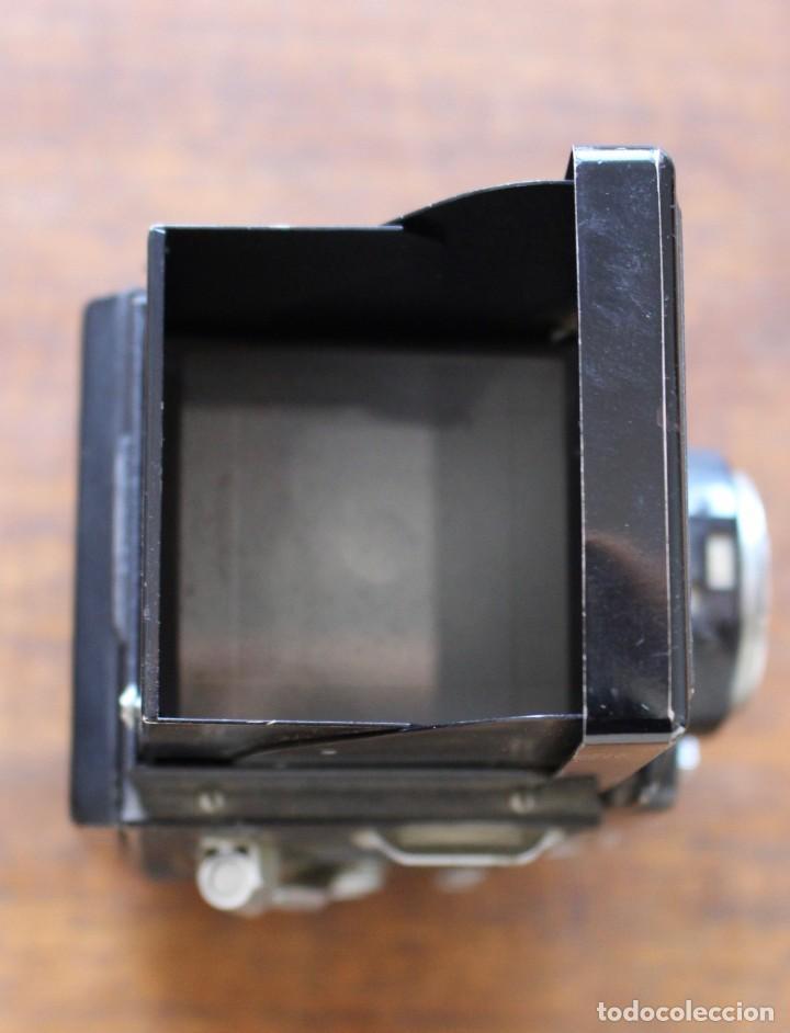 Cámara de fotos: Cámara réflex de lente Minolta autocord Doble Con Rokkor 75mm f/3.5 Lente de Japón - Foto 8 - 278181448