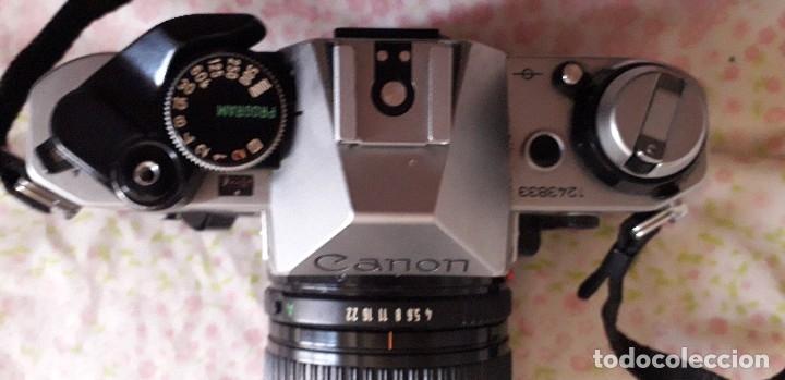 Cámara de fotos: Cámara canon ae1 program + objetivo 35-70 canon - Foto 2 - 171794638