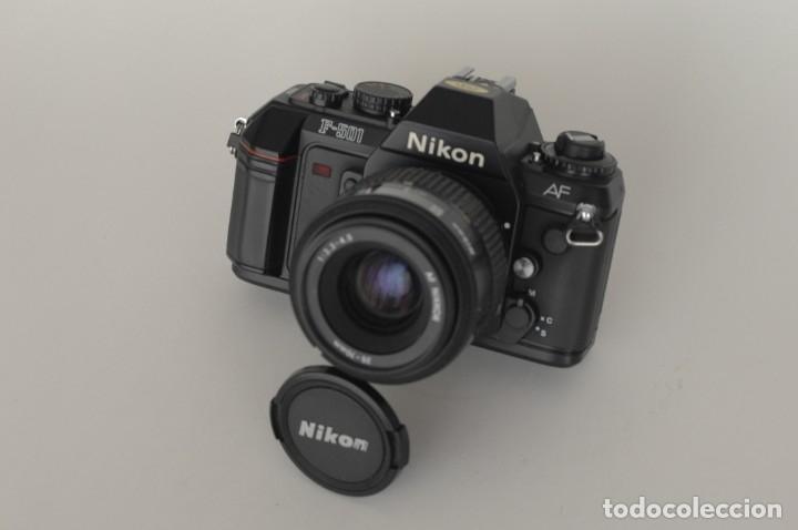 Cámara de fotos: Nikon 501 con objetivo 35/70 - Foto 2 - 172579399