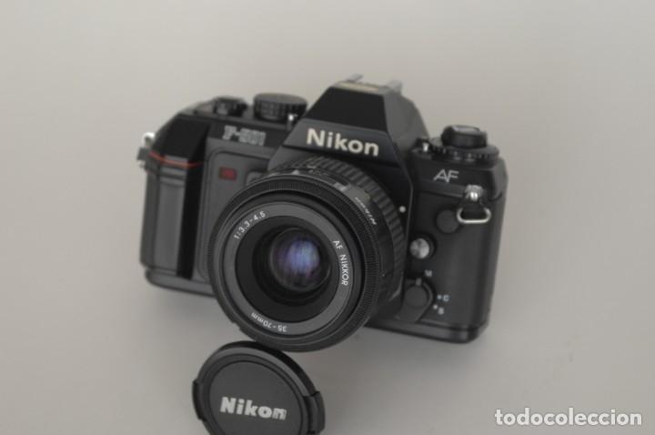 Cámara de fotos: Nikon 501 con objetivo 35/70 - Foto 3 - 172579399