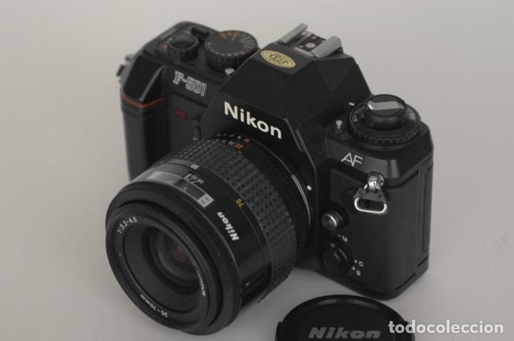 Cámara de fotos: Nikon 501 con objetivo 35/70 - Foto 7 - 172579399