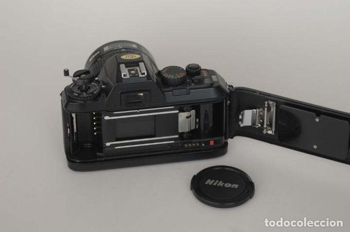 Cámara de fotos: Nikon 501 con objetivo 35/70 - Foto 8 - 172579399