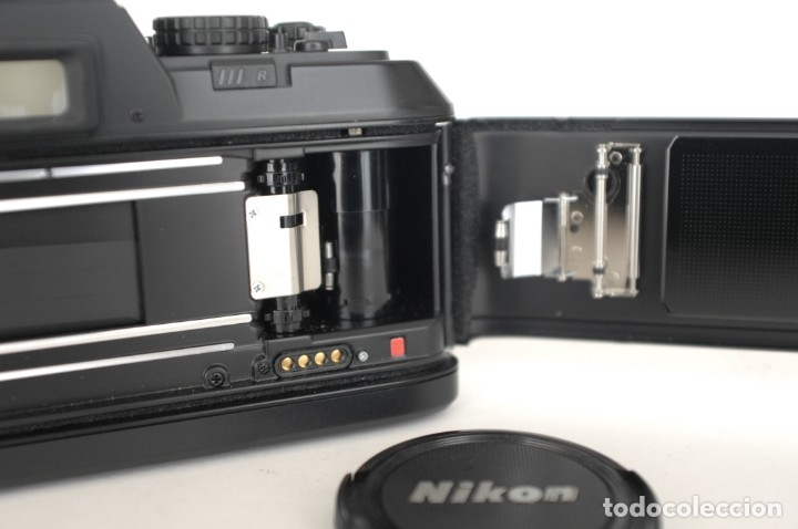 Cámara de fotos: Nikon 501 con objetivo 35/70 - Foto 10 - 172579399