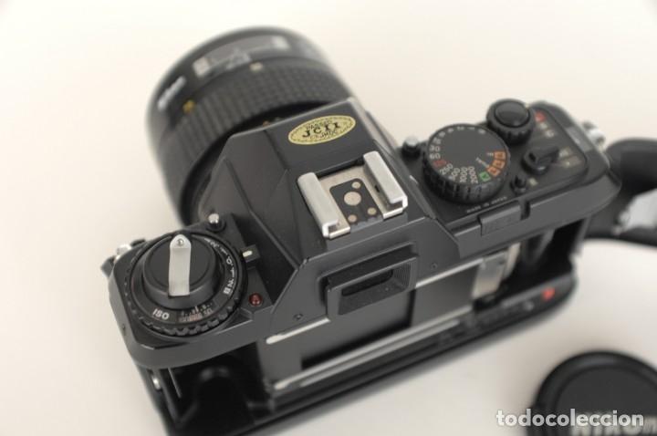 Cámara de fotos: Nikon 501 con objetivo 35/70 - Foto 13 - 172579399