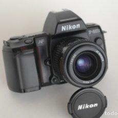 Cámara de fotos: NIKON 801S, CON 35/70. Lote 172579895