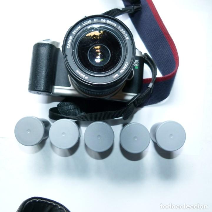CAMARA DE FOTOS CANON EOS-500 (Cámaras Fotográficas - Réflex (autofoco))