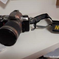 Cámara de fotos: CÁMARA ANALÓGICA NIKON F65. Lote 174023547